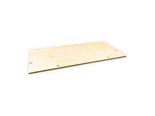 Półka drewniana do klatki dla gryzonia